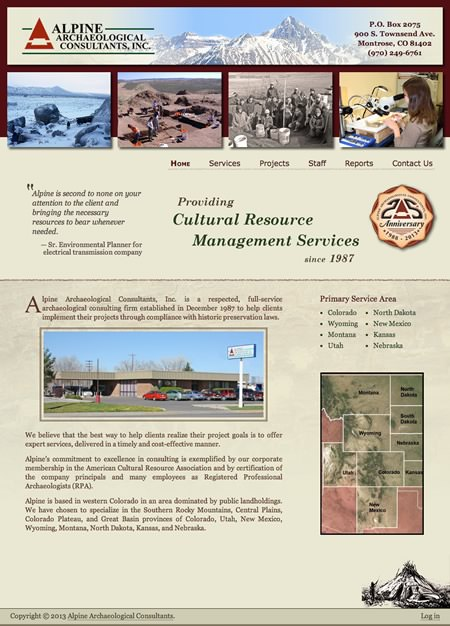 Colorado Business Web Design