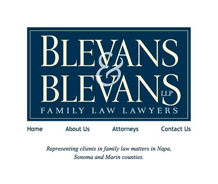 Napa Attorney Web Design