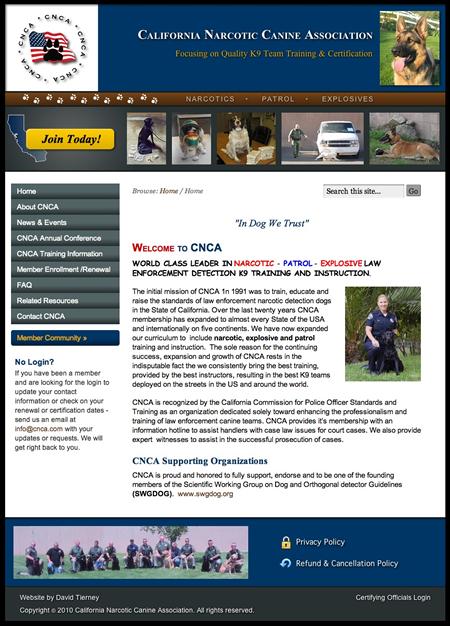 California Business Web Design