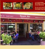 Falafel Hut