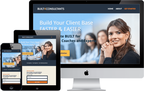Consultant Web Design & Marketing