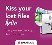 Recommended Online Backup Solution