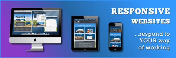 Mobile Friendly Responsive Websites