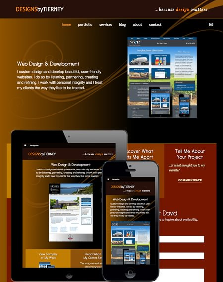 Napa Web Designer Web Design