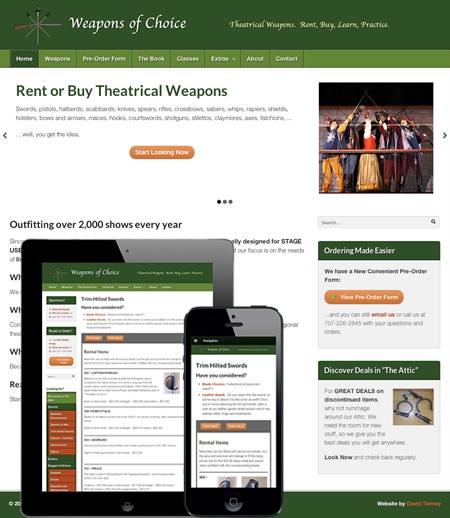 Napa Business Website Design