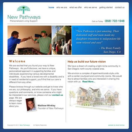 San Diego Non-Profit Web Design