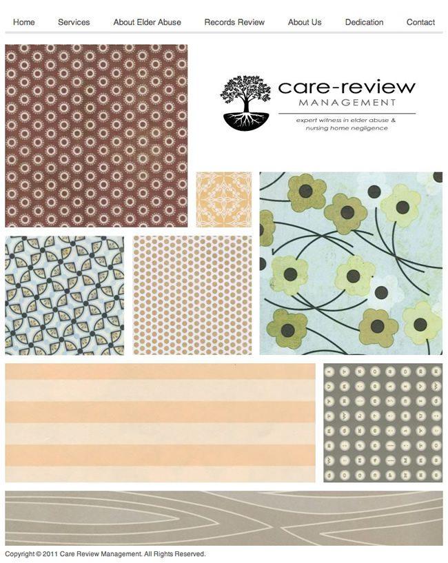 Care Review Management Website