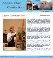 Christine Olivo Artist