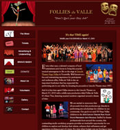 Follies Du Valle Theater Performance