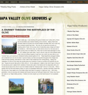 Napa Valley Olive Growers