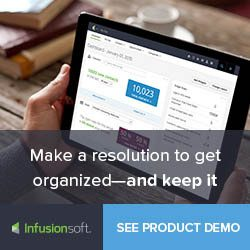InfusionSoft Product Demo